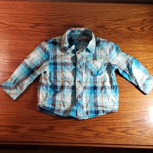 Cherokee 12 month button down